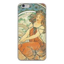 """Чехол для iPhone 6, объёмная печать """"Поэзия"""" - девушки"""