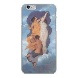 """Чехол для iPhone 6, объёмная печать """"Танец (картина Вильяма Бугро)"""" - картина, академизм, живопись, бугро"""