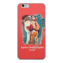 """Чехол для iPhone 6, объёмная печать """"FreDKeY и TheSanBrant"""" - арт, halsey, fredkey"""