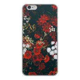 """Чехол для iPhone 6, объёмная печать """"Эстетика жизни"""" - красиво, цветы, со вкусом, эстетика"""
