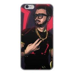 """Чехол для iPhone 6, объёмная печать """"Red Style"""" - comics, popart, digitalart"""