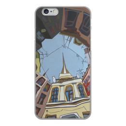 """Чехол для iPhone 6, объёмная печать """"Двор-колодец"""" - piter, dvor-kolodec, shigaeva"""