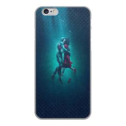 """Чехол для iPhone 6, объёмная печать """"Форма воды"""" - форма воды, кино, оскар, любовь, фэнтези"""