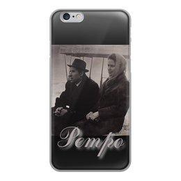 """Чехол для iPhone 6, объёмная печать """"Ретро."""" - ретро, пара, фотография, мужчина и женщина, черно-белая фотография"""