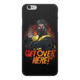 """Чехол для iPhone 6, объёмная печать """"Mortal Kombat"""" - mortal kombat"""