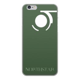 "Чехол для iPhone 6, объёмная печать ""NorthStar Industries"" - my little pony, fan art, northstar"