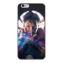 """Чехол для iPhone 6, объёмная печать """"Доктор Стрэндж"""" - marvel, мстители, марвел, доктор стрэндж, doctor strange"""