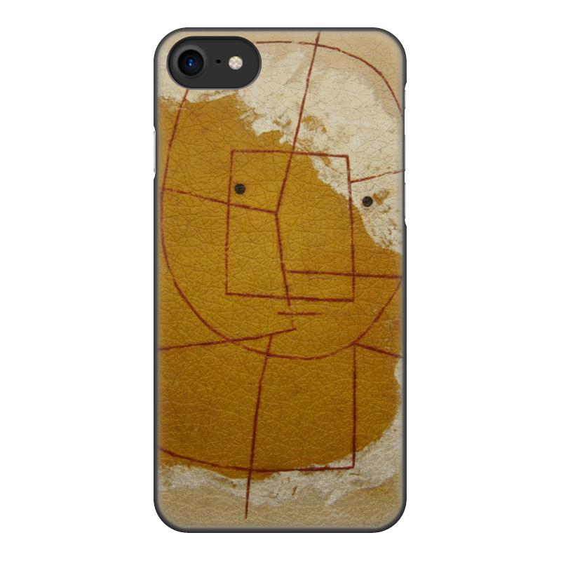 все цены на Чехол для iPhone 7, объёмная печать Printio Тот, кто понимает (пауль клее)