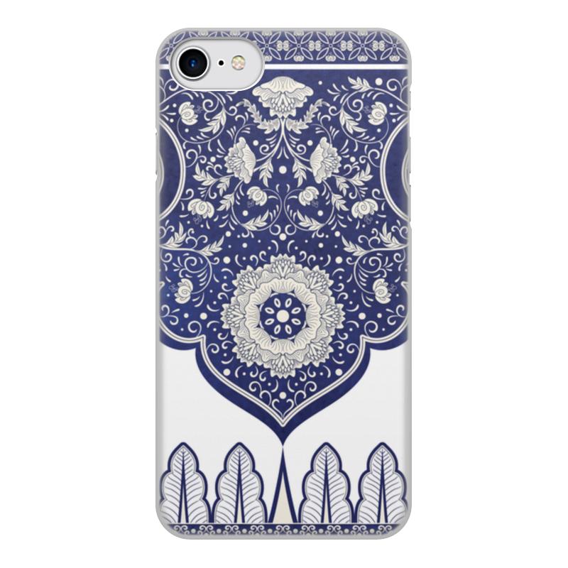 Чехол для iPhone 7, объёмная печать Printio Чехол русский орнамет