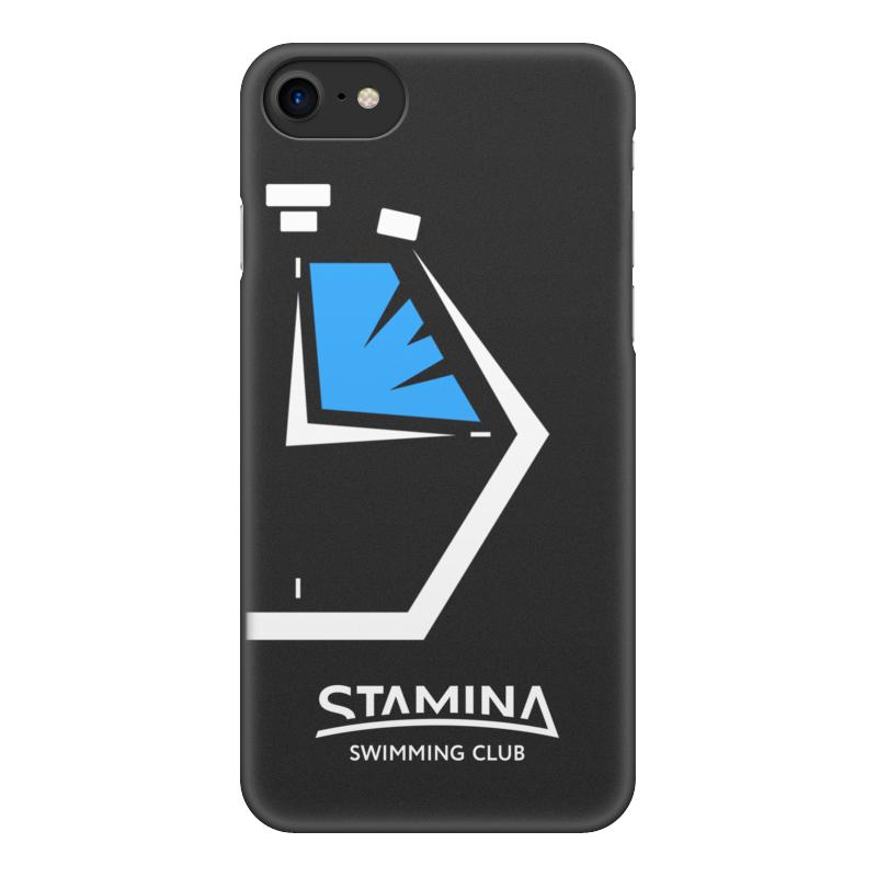 Printio Stamina stopwatch for iphone7 цена и фото