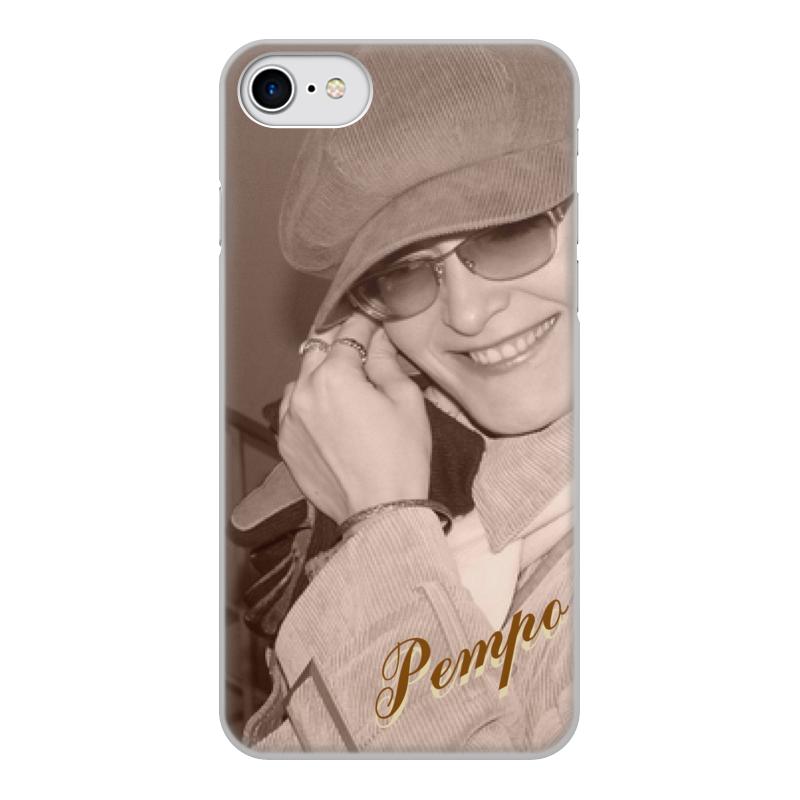 лучшая цена Чехол для iPhone 7, объёмная печать Printio Ретро.