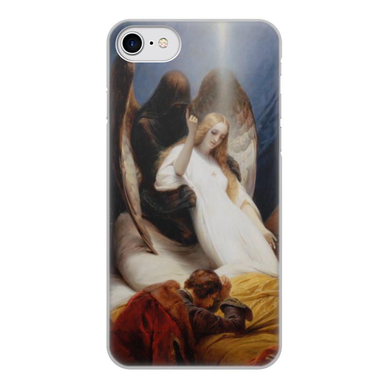 лучшая цена Printio Ангел смерти (орас верне)