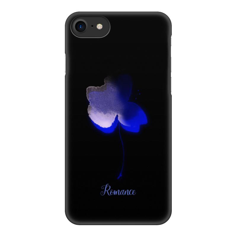 Чехол для iPhone 7, объёмная печать Printio Акварель