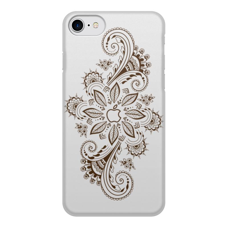 Чехол для iPhone 7, объёмная печать Printio Mehdi v2 records виниловая пластинка