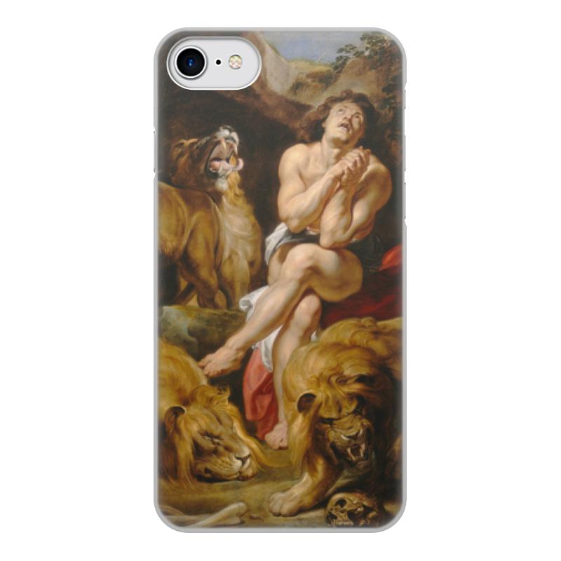 Printio Даниил в яме со львами (картина рубенса) даниил шафран том 7