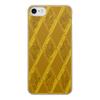 """Чехол для iPhone 7, объёмная печать """"Ромбы"""" - подарок, ромбы"""