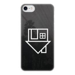 "Чехол для iPhone 7, объёмная печать ""The Neighbourhood "" - музыка, the neighbourhood, нейбахуд"
