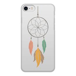 """Чехол для iPhone 7, объёмная печать """"ловец снов"""" - айфон"""