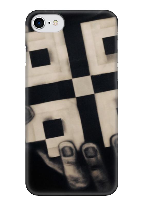 Чехол для iPhone 7 глянцевый Printio Monasterio2