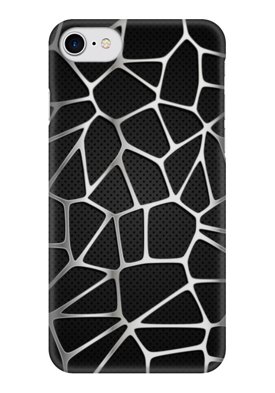 Чехол для iPhone 7 глянцевый Printio Абстрактный чехол для iphone 7 глянцевый printio сад на улице корто сад на монмартре