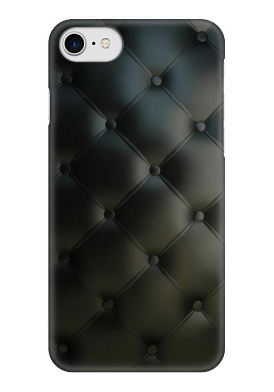 Чехол для iPhone 7 глянцевый Printio Клубный диван