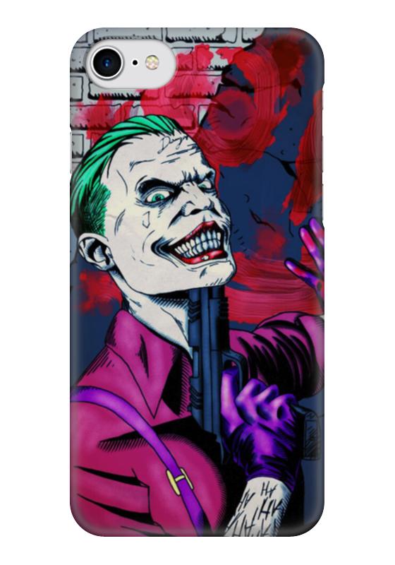 Чехол для iPhone 7 глянцевый Printio Отряд самоубийц чехол для iphone 7 глянцевый printio отряд самоубийц
