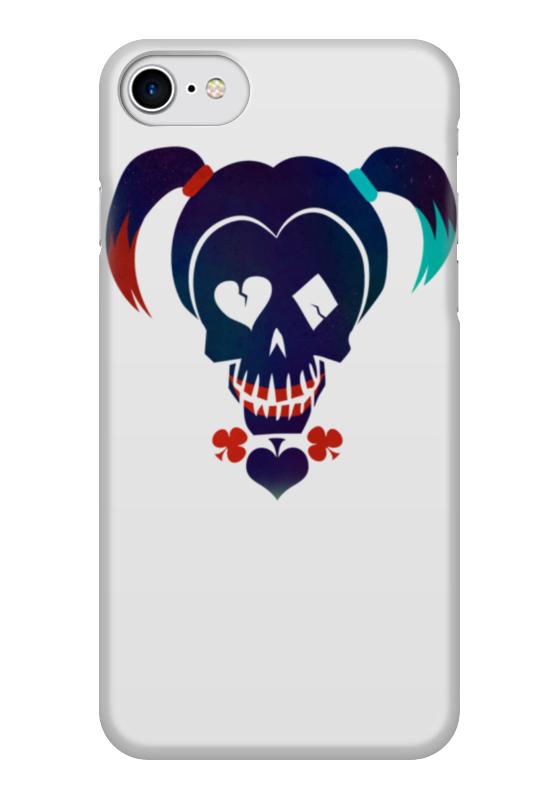 Чехол для iPhone 7 глянцевый Printio Отряд самоубийц / suicide squad чехол для iphone 7 глянцевый printio отряд самоубийц