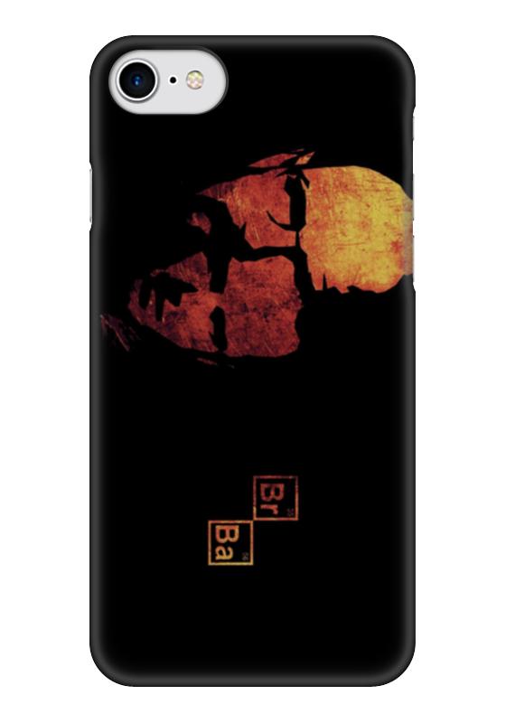 Чехол для iPhone 7 глянцевый Printio Во все тяжкие vo vzryvah galaxy note 7 vinovat iphone 7