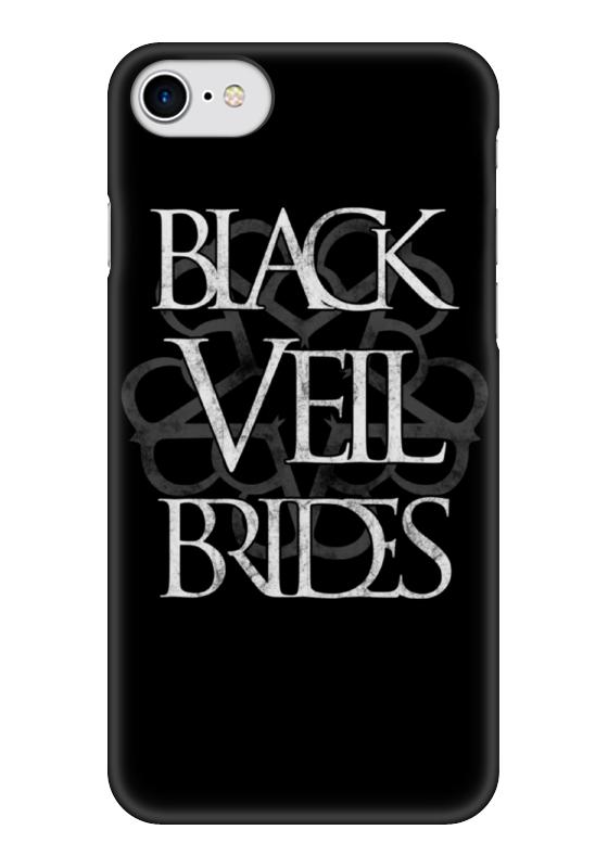 Чехол для iPhone 7 глянцевый Printio Black veil brides чехол для iphone 5 глянцевый с полной запечаткой printio black veil brides