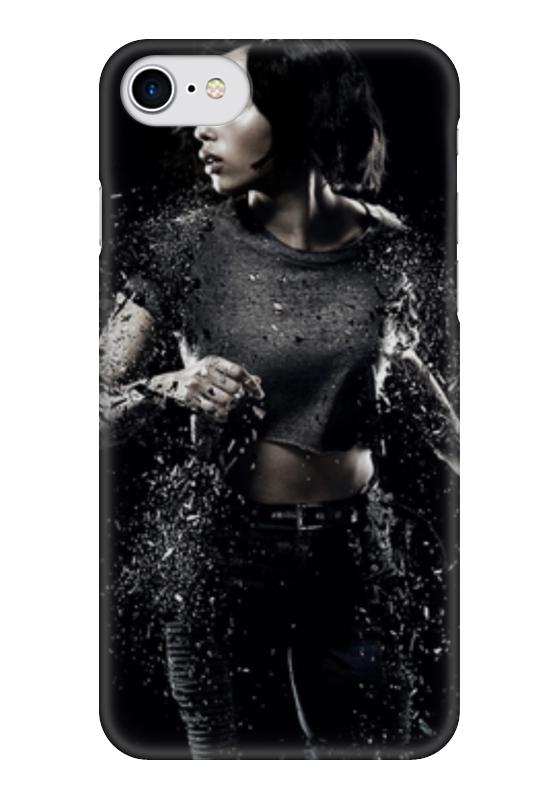 Чехол для iPhone 7 глянцевый Printio Дивергент дивергент региональное издание