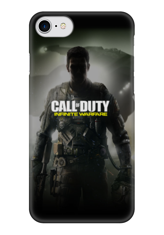 Чехол для iPhone 7 глянцевый Printio Call of duty call of duty modern warfare 3 hardened edition