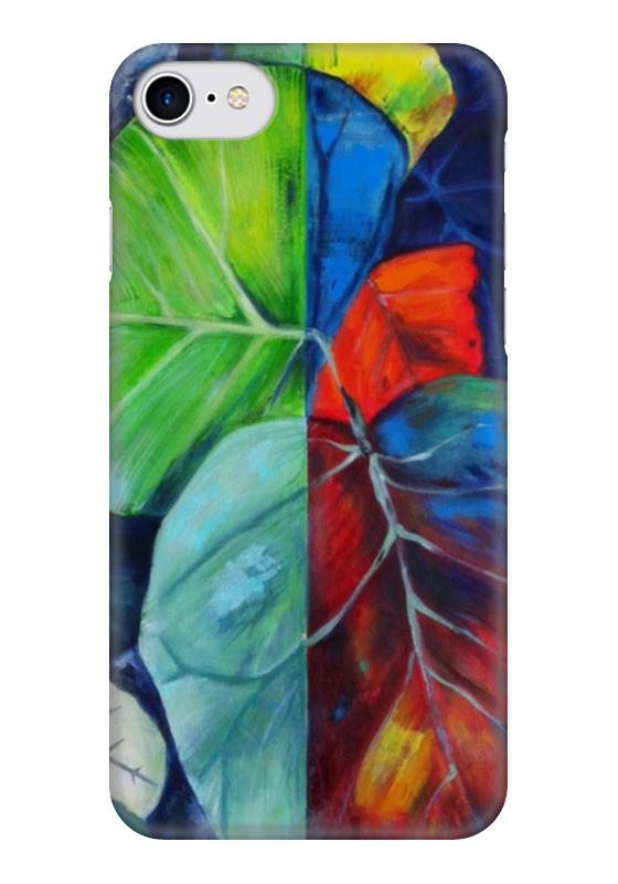 Чехол для iPhone 7 глянцевый Printio Джунгли чехол для iphone 7 глянцевый printio джунгли