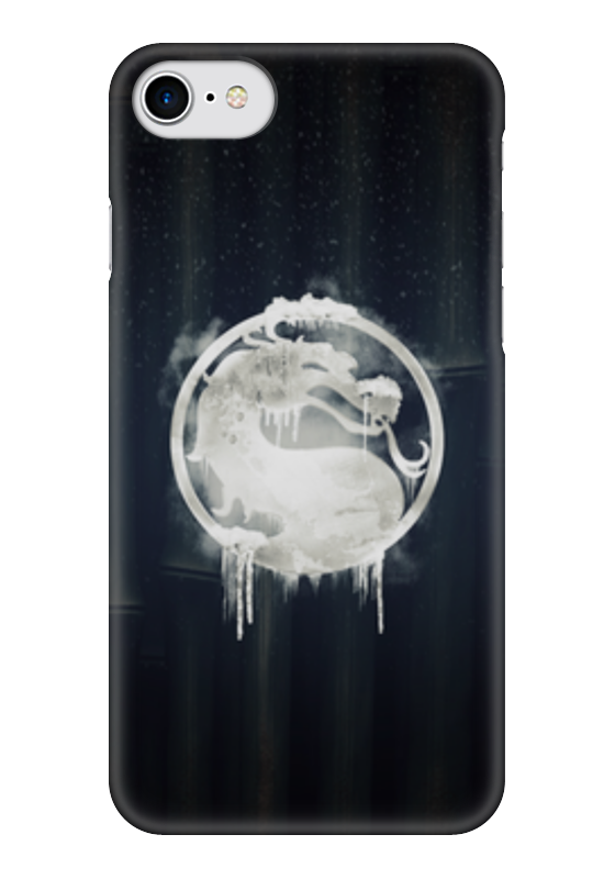 Чехол для iPhone 7 глянцевый Printio Мортол чехол для iphone 7 глянцевый printio horror art