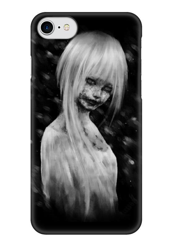 Чехол для iPhone 7 глянцевый Printio Art horror чехол для iphone 7 глянцевый printio zombie art