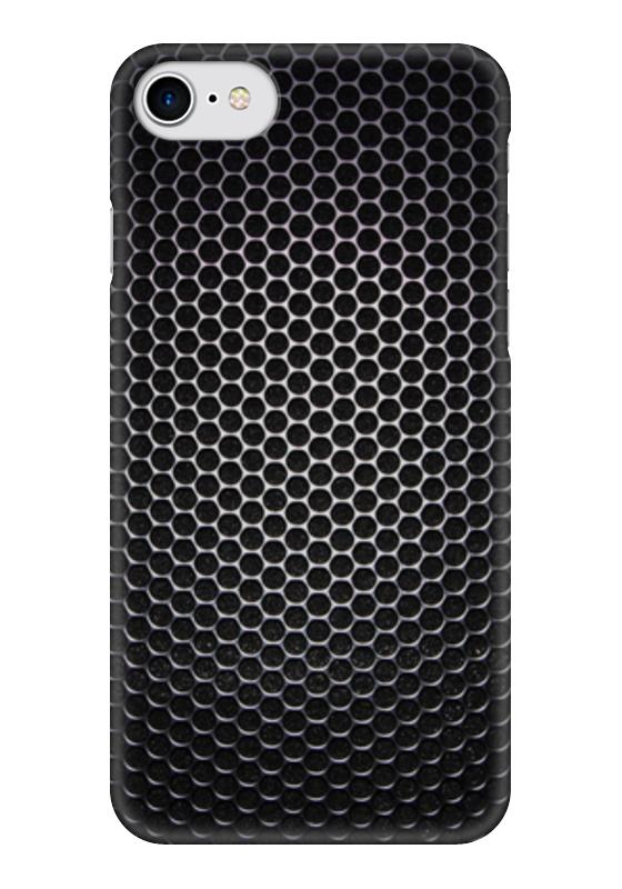 Чехол для iPhone 7 глянцевый Printio Карбоникс чехол для iphone 7 глянцевый printio динозаврики