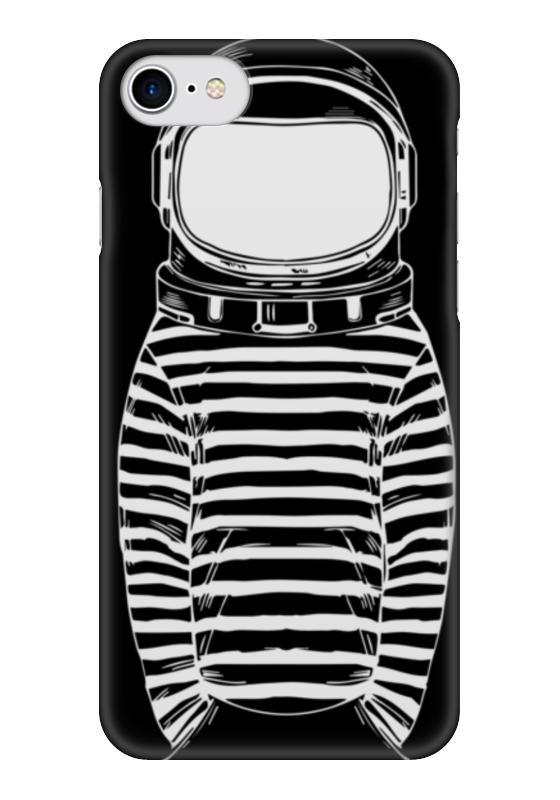 Чехол для iPhone 7 глянцевый Printio Космос чехол для iphone 7 глянцевый printio альтрон мстители