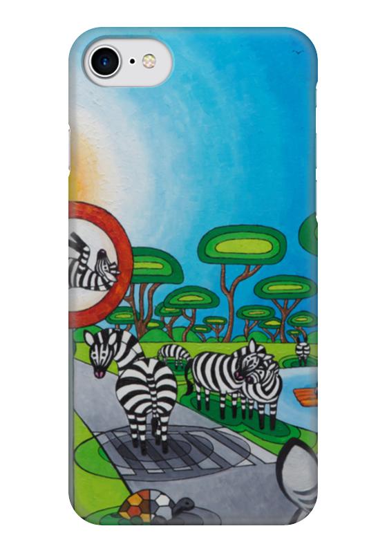 Чехол для iPhone 7 глянцевый Printio Lollypups #9 for iphone7 чехол для iphone 7 глянцевый printio horror art