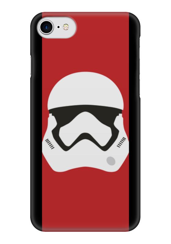 Чехол для iPhone 7 глянцевый Printio Star wars stormtrooper / звездные войны штурмовик star wars stormtrooper b3838