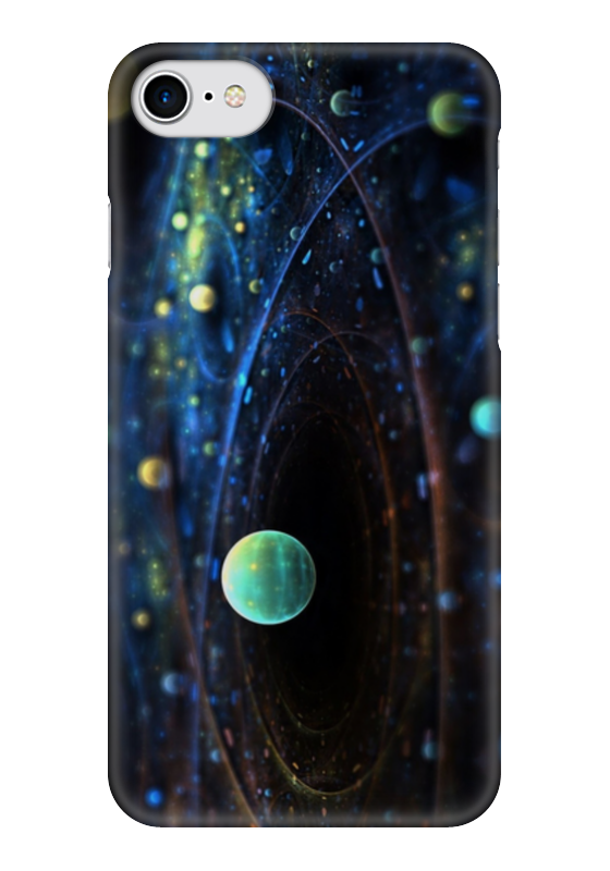 Чехол для iPhone 7 глянцевый Printio Техновселенная чехол для iphone 7 глянцевый printio мечты витторио коркос