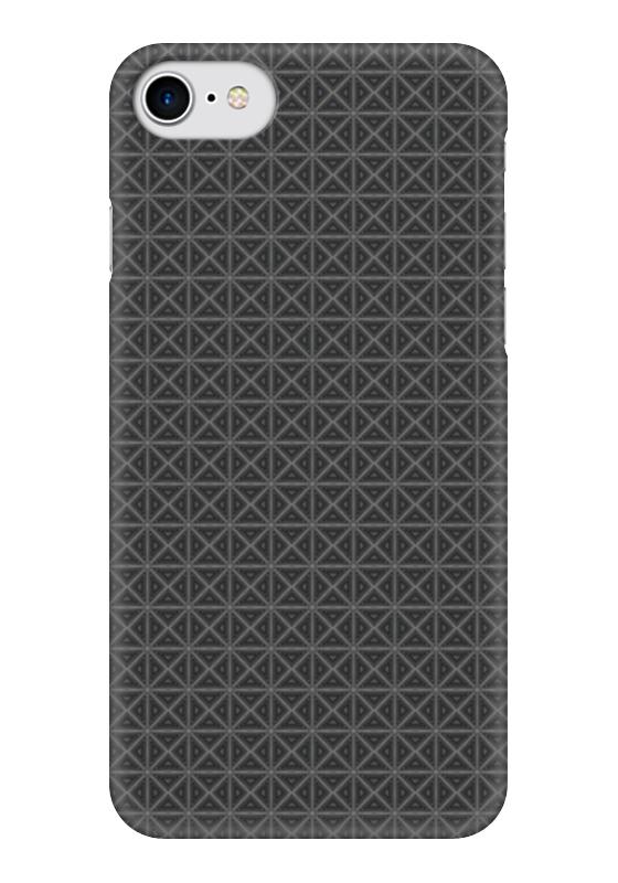 Чехол для iPhone 7 глянцевый Printio Detroit чехол для iphone 5 глянцевый с полной запечаткой printio red wings detroit
