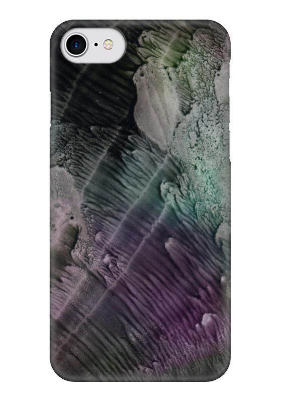 Чехол для iPhone 7 глянцевый Printio Акварелька чехол для iphone 7 глянцевый printio horror art