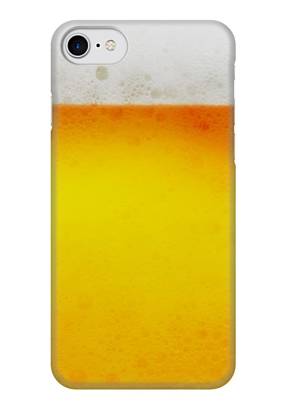 Чехол для iPhone 7 глянцевый Printio Пиво всегда! пиво балтика 7 экспортное