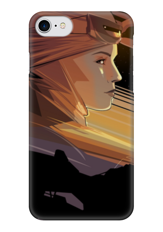 Чехол для iPhone 7 глянцевый Printio Звёздные войны (star wars) чехол для iphone 7 глянцевый printio звёздные войны