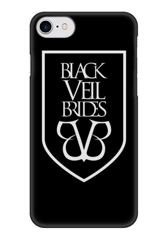 Чехол для iPhone 7 глянцевый Printio Black veil brides колгейт ершики межзубные 2мм