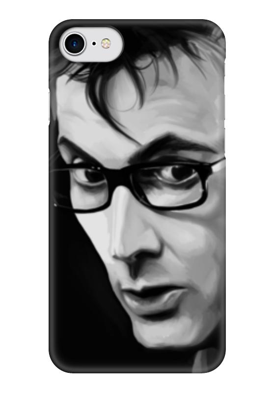 Чехол для iPhone 7 глянцевый Printio Доктор кто чехол для iphone 7 глянцевый printio доктор кто