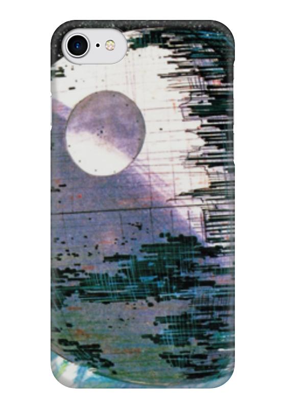 Чехол для iPhone 7 глянцевый Printio Звезда смерти lego 10188 звезда смерти