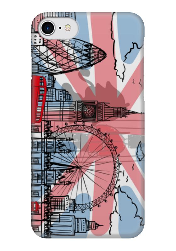 Чехол для iPhone 7 глянцевый Printio Anget-art чехол для iphone 7 глянцевый printio horror art