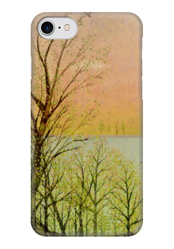 Чехол для iPhone 7 глянцевый Printio Природа чехол для iphone 7 глянцевый printio horror art