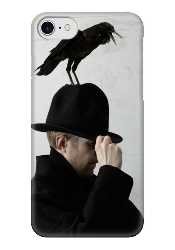 Чехол для iPhone 7 глянцевый Printio Jay jay johanson