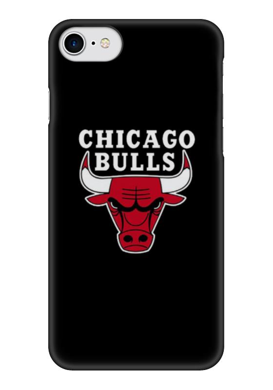 Чехол для iPhone 7 глянцевый Printio Chicago bulls чехол для iphone 7 глянцевый printio альтрон мстители